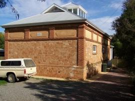 Hamley Bridge Masonic Hall on maybe a third-of-an-acre.