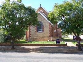 Church at Hamley Bridge.